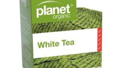 Planet Organic WhiteTea Bags 25S