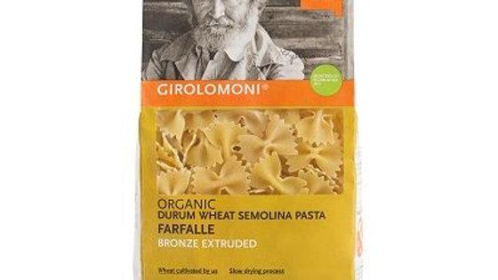 Girolomoni Organic Durum Wheat Semolina Farfalle 500g