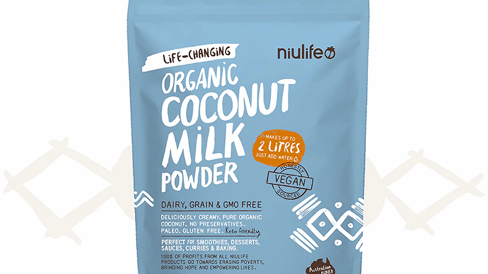 Coconut Milk Powder - Certified Organic 200g