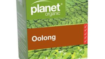 Planet Organic Oolong Tea Bags 25S