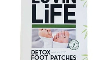 Luvin Life Herbal Detox Foot Patches
