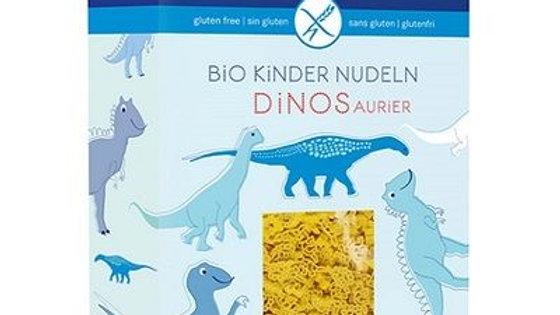 Alb-Gold Sietz Organic Kids Pasta Gluten Free Dinos 250g