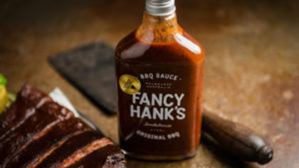 Fancy Hanks  Original BBQ Sauce 375ml