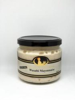 King Valley Wasabi Mayonnaise 300gram