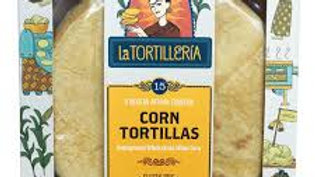 La Tortilleria Tortillas 15 pack