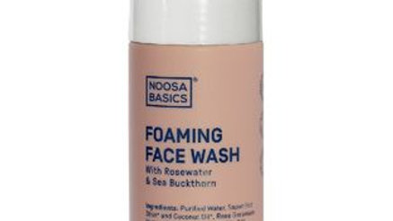 Foaming Face Wash With Rosewater & Sea Buck-thorn