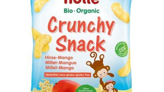 Holle Organic Crunchy Snack - Millet-Mango 25g