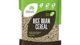 Lotus Rice Bran Cereal