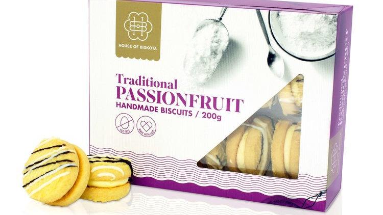 Passionfruit Biscuits 200gram