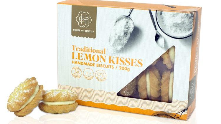 Lemon Kisses Biscuits 200gram