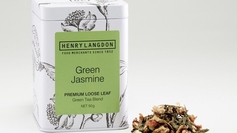 Jasmine and Green Tea 50 gram