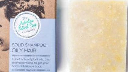 The Australian Natural Soap Co Oily Shampoo Bar