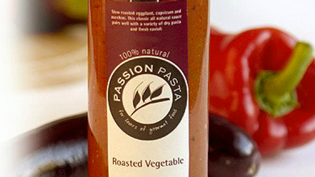 Passion Pasta Roasted Vegetable Sauce