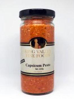 King Valley Capsicum Pesto 240gram