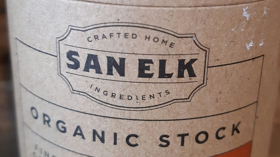 San Elk Chicken Bone Broth Concerntrate 160 gram