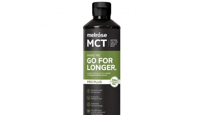 Melrose MCT Oil Pro Plus 250 ml