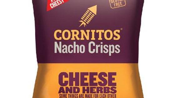 Cornitos Nacho Crisps - Cheese And Herbs 60g