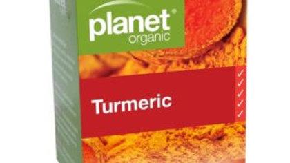 Planet Organic Tumeric Tea Bags 25S