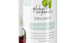 Global Organics Coconut Milk