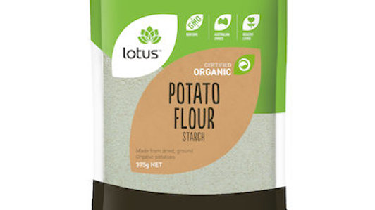 Lotus Potato Flour Organic