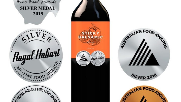Sticky Balsamic Orange 250ml