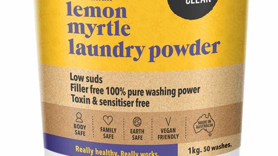 Simply Clean Lemon Myrtle Laundry Powder