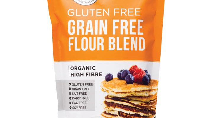 The Gluten Free Food Co Grain free Bread Mix