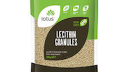 Lotus Lecithin Granules