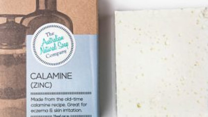 The Australian Soap Co Calamine (Zinc) Soap 100 gram