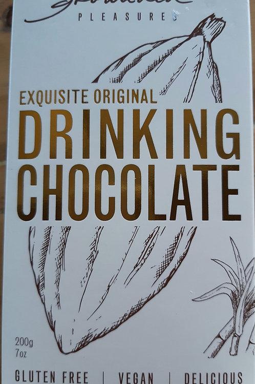 Grounded Pleasures Exquisite Original Drinking Chocolate 200 gram