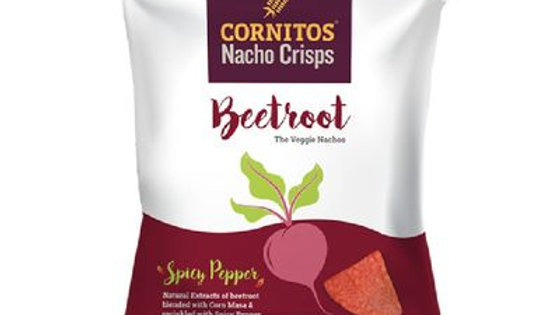 Cornitos Nacho Crisps - Beetroot 70g