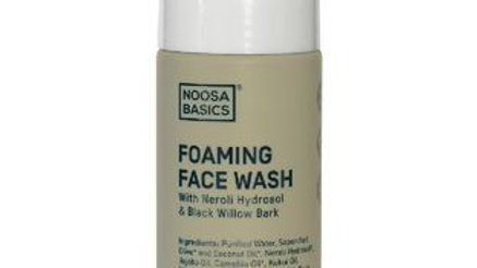 Foaming Face Wash With Neroli & Black Willow Bark