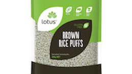 Lotus Brown Rice Puffs
