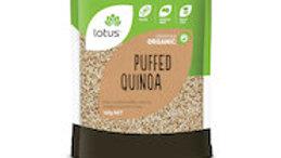 Lotus Puffed Quinoa