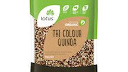 Lotus Quinoa Tri coloured