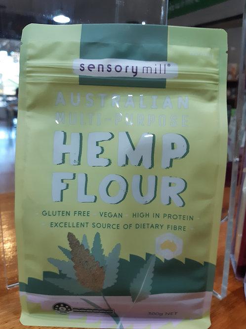 Sensory Mill Hemp Flour