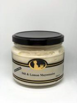 King Valley Dill & Lemon Mayonnaise 300gram
