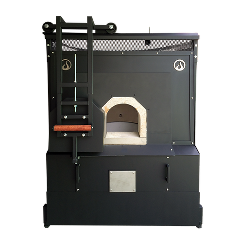 200# Electric Moly (MoSi2) Furnace 3-phase