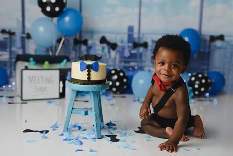 Boss Baby Cake Smash
