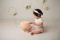 Sweet Simplicity Cake Smash