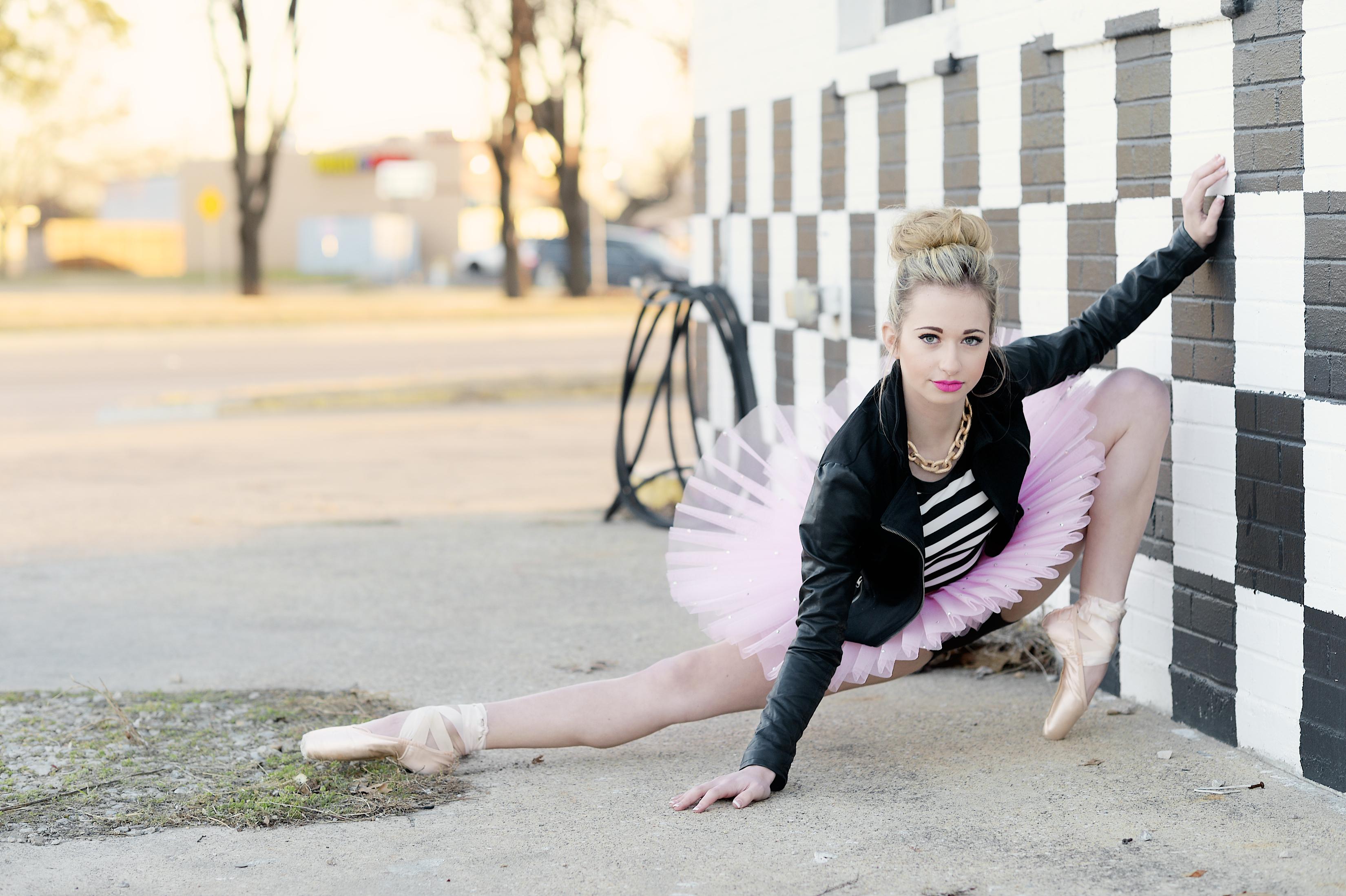 Dance Inspired Styled Shoot