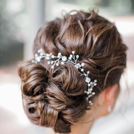 Trendy Bridal Updos