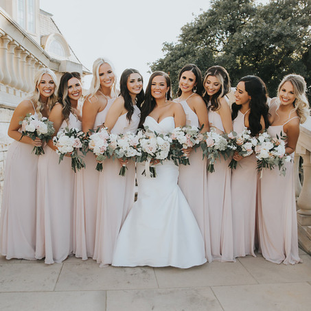 Choosing the Perfect Bridesmaid Hairstyle