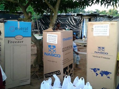 Flood Victims Assistance