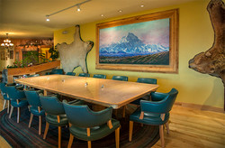 The Alaska Room Dining Area