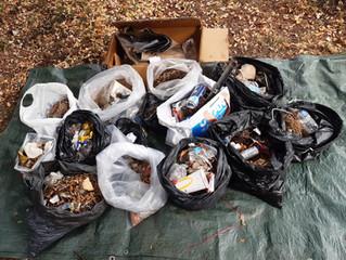 Les Tours de Seysses ont participé à La journée mondiale du nettoyage de la planète.