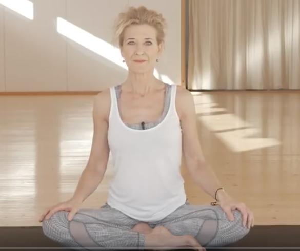 Yoga cou et nuque