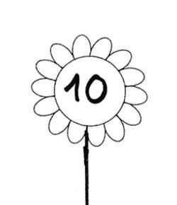 Défit des fleurs 10
