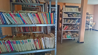 Bibliothèque cherche bénévole !