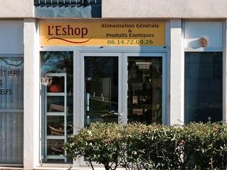 Ouverture de l'E-Shop